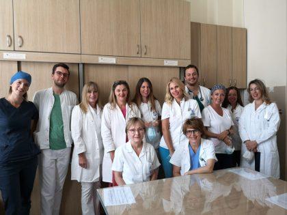 Institut dobio akreditaciju Evropskog udruženja medikalnih onkologa (ESMO) kao prvi centar u Srbiji u kome se uz onkološko lečenje pruža i usluga palijativnog zbrinjavanja (ESMO Designated Centre of Integrated Oncology and Palliative Care)